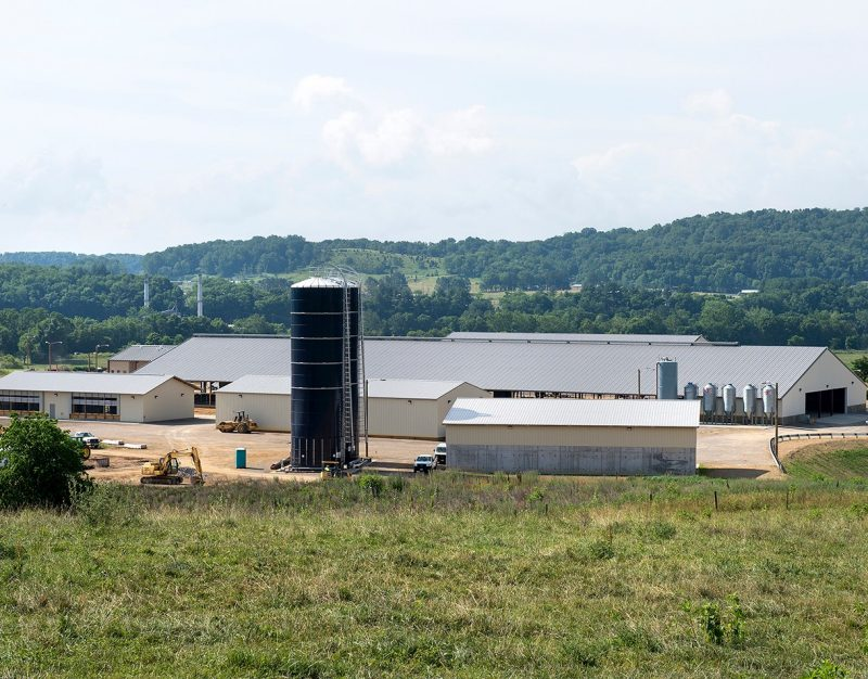 Dairy Science Center - Kentland Farm