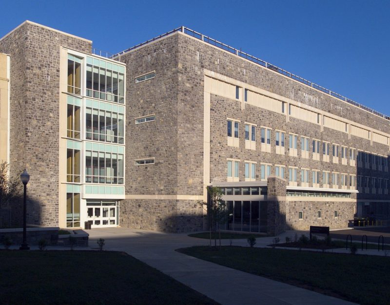 Hahn Hall-North Wing