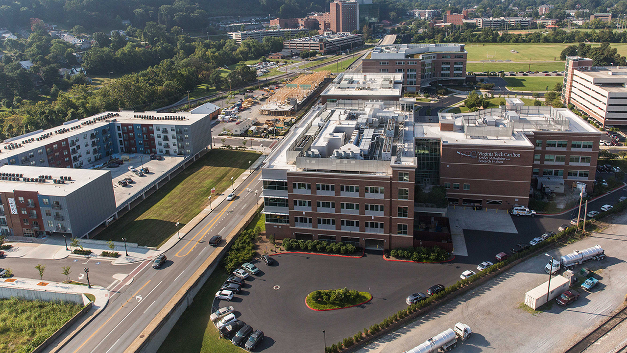 Report shows strong impact, predicts growth for Virginia Tech Carilion Health Sciences and Technology Campus