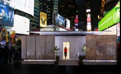 A rendering of FutureHAUS in New York City.