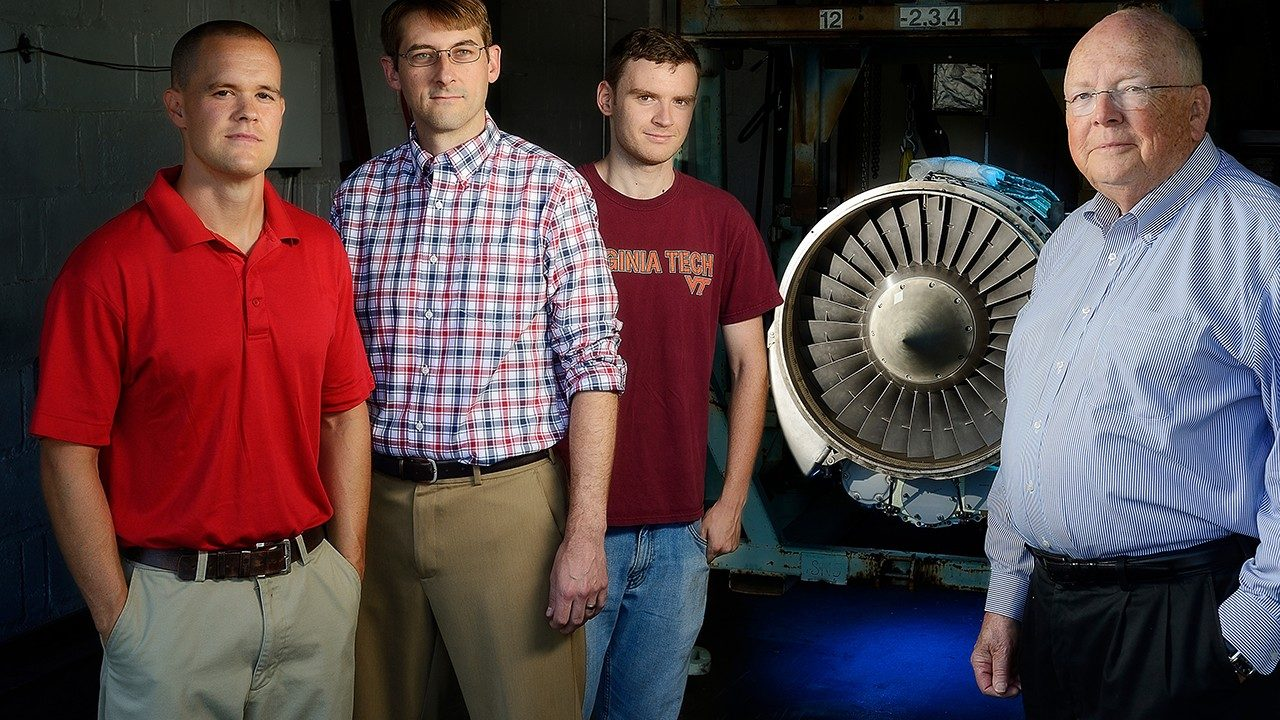 Honeywell International supports research and learning at Virginia Tech