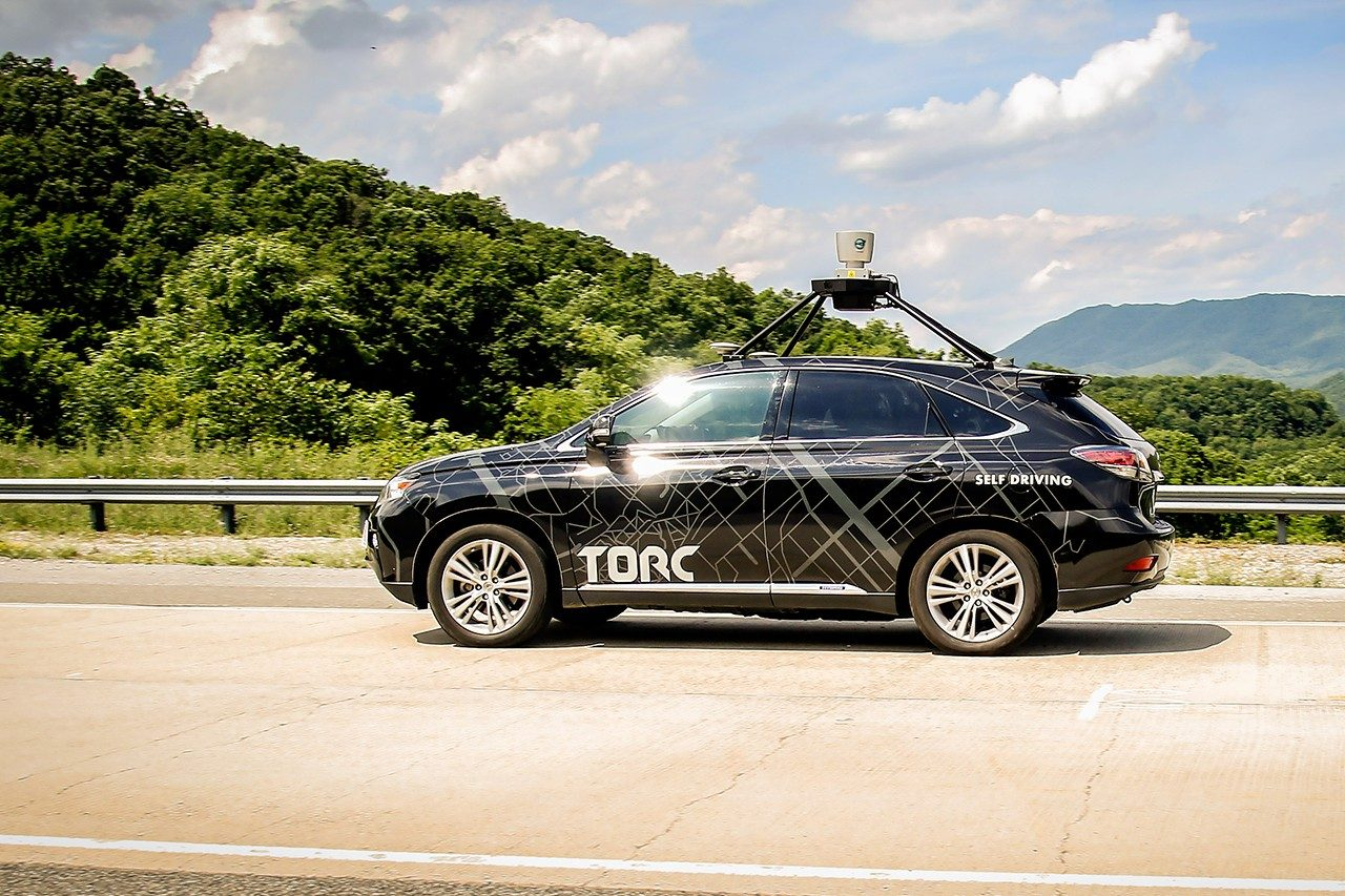 Torc Robotics' self-driving car completes cross-country trip