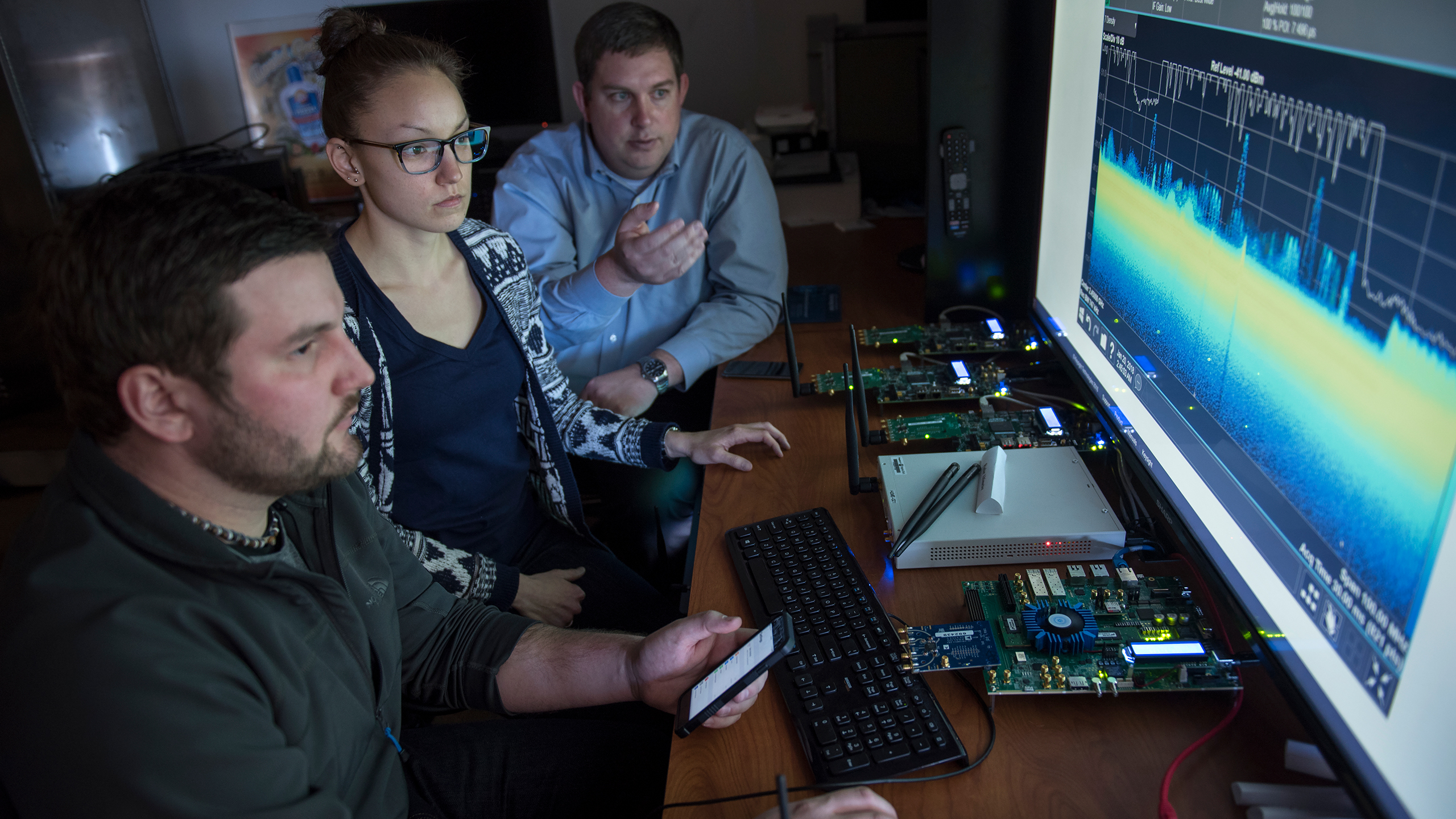 Virginia Tech chosen to lead Commonwealth Cyber Initiative