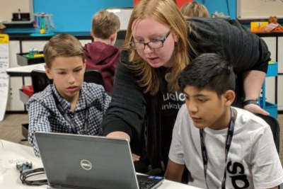 Virginia Tech, Qualcomm bring STEM education to the Roanoke region with Thinkabit Lab
