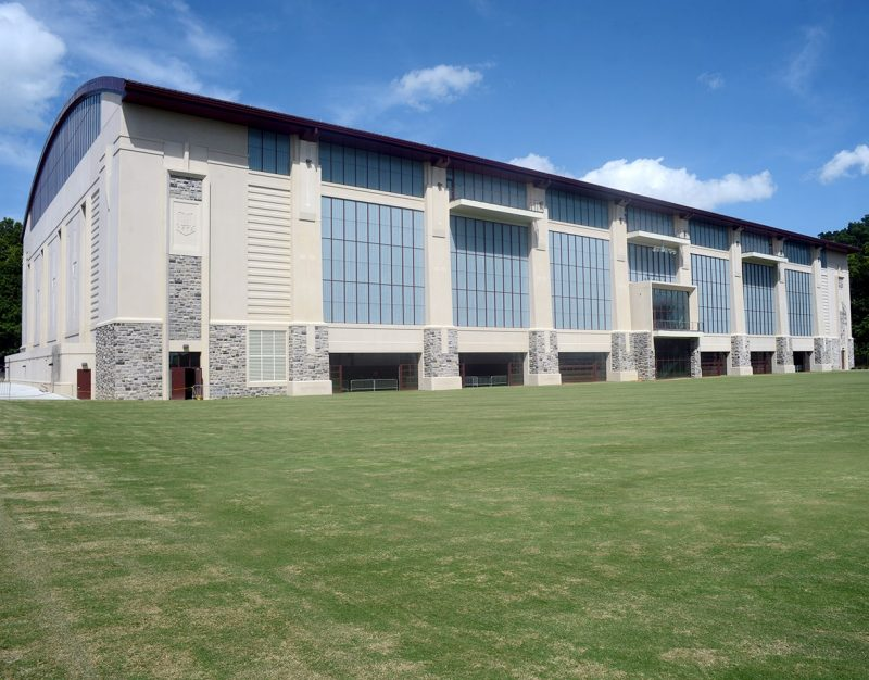 Beamer-Lawson Indoor Practice Facility