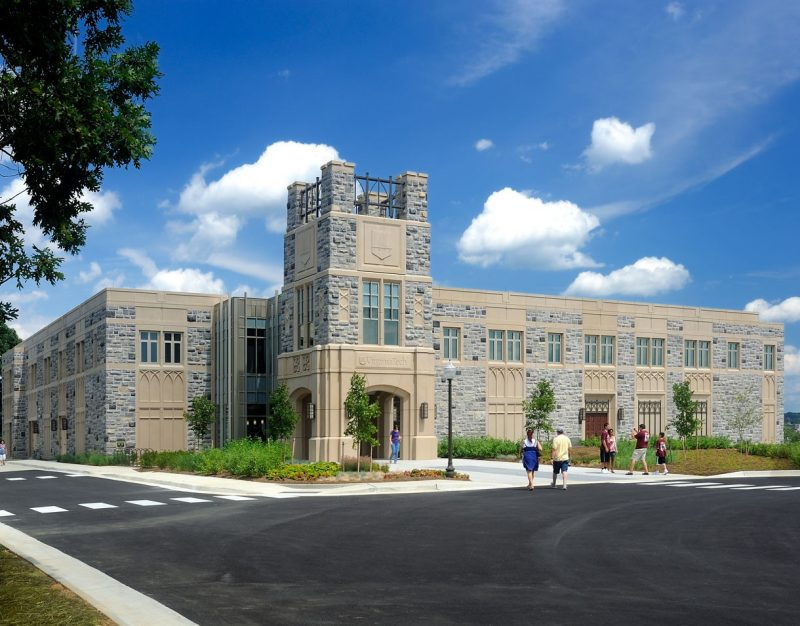 Visitor and Undergraduate Admissions Center